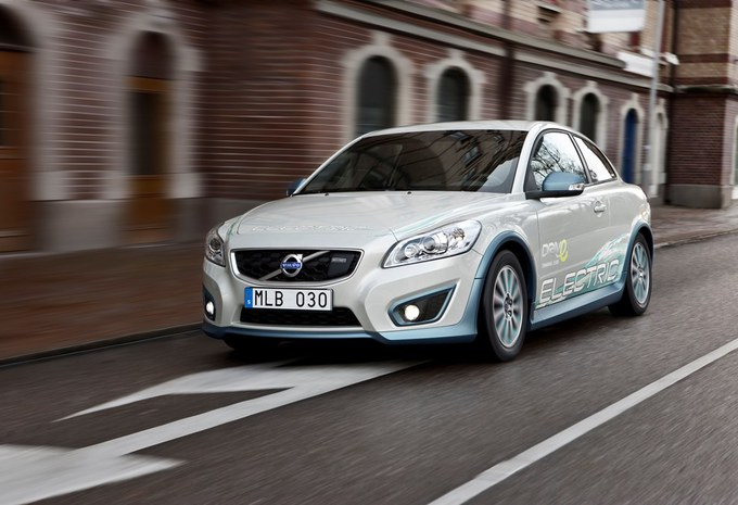 Volvo satisfait de la charge par induction #3