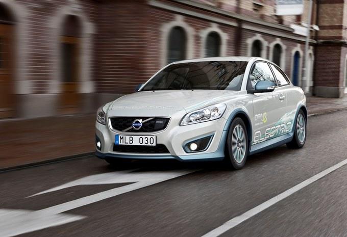 Volvo satisfait de la charge par induction #3