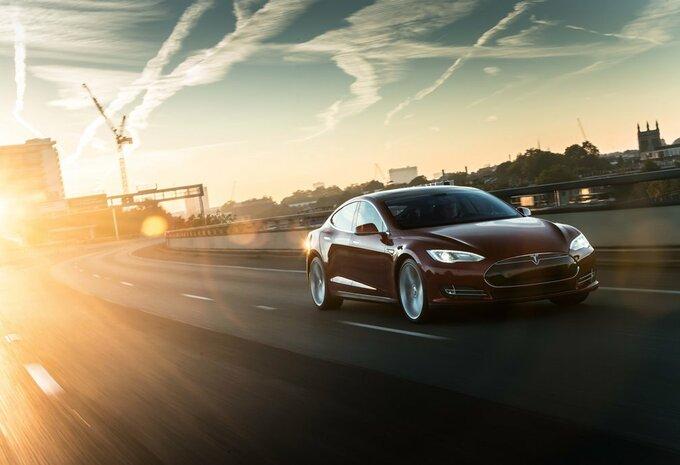Nouvelles options pour la Tesla Model S #1