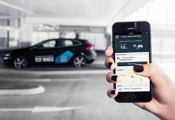 Volvo testera la voiture autonome en Suède #4