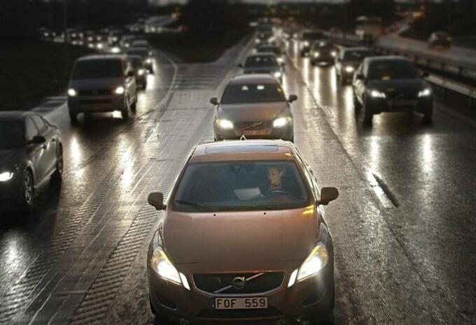 Volvo testera la voiture autonome en Suède #5
