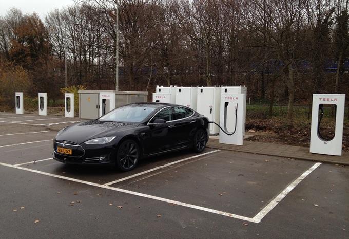 Superchargeurs Tesla aux Pays-Bas #1