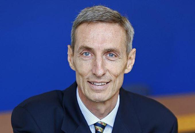 Nouveau Directeur Général de Ford Belgique #1
