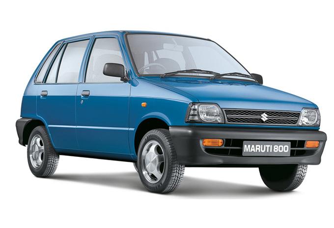 Einde verhaal voor de Maruti M800 #1