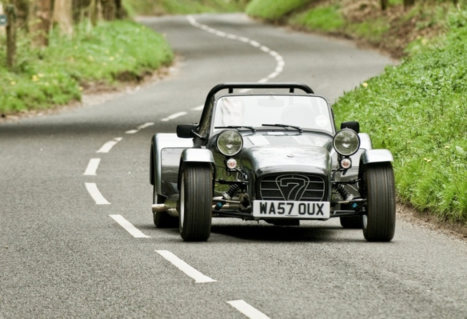 Divorce entre Caterham et Renault #1