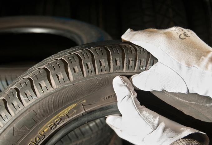 Le Belge néglige ses pneus #3