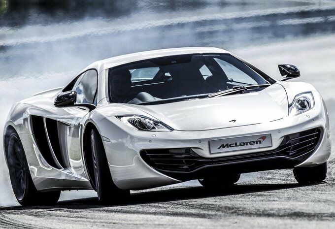 Fin de production de la McLaren 12C #1