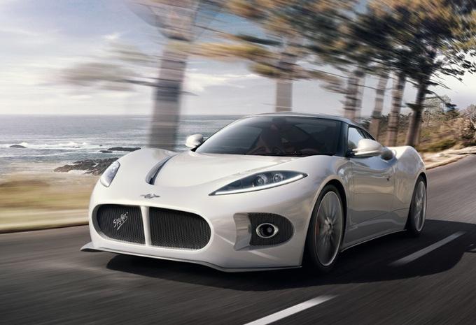 Spyker déclaré en faillite - Moniteur Automobile