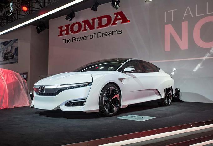 scoop honda des voitures hydrog ne en masse en 2020 moniteur automobile. Black Bedroom Furniture Sets. Home Design Ideas