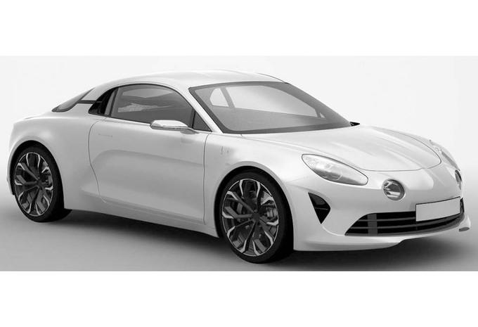 Le nouveau coupé Alpine - Actualité auto - FORUM Auto Journal
