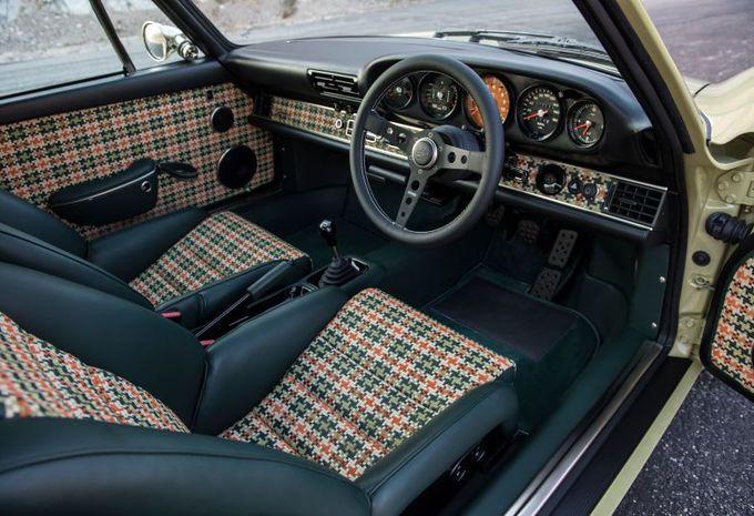 Singer Porsche 911 Manchester Le Moniteur Automobile