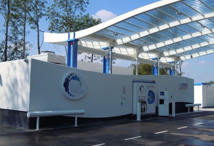 station hydrog ne publique en belgique chez toyota moniteur automobile. Black Bedroom Furniture Sets. Home Design Ideas