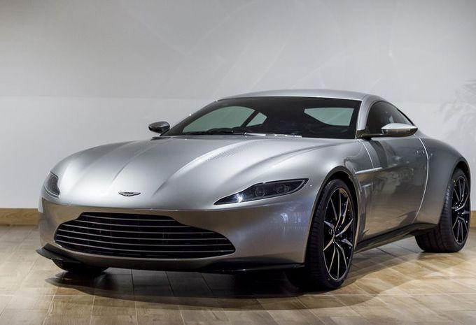 Video James Bond De Auto S Uit Spectre Autogids