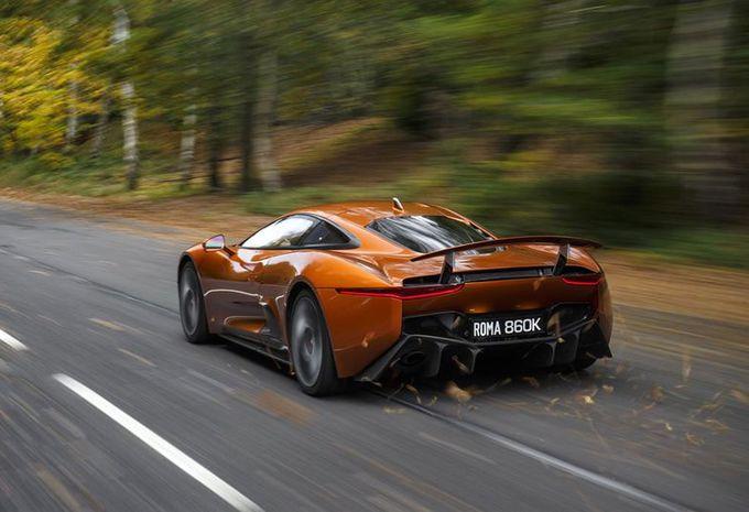 James Bond Spectre De Auto S Van 007 Autowereld