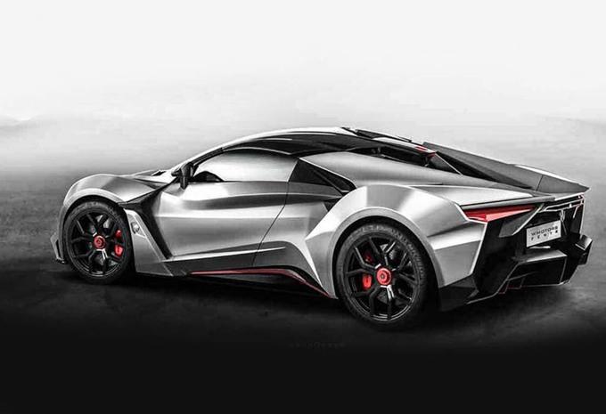 Nieuw Model W Motors Fenyr Supersport Klasse En 900 Pk