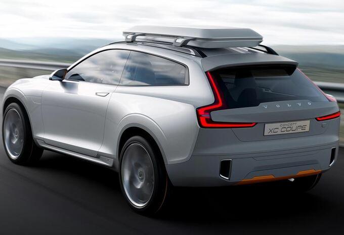 Le futur petit SUV de Volvo sera baptisé XC40. Il sera construit sur ...