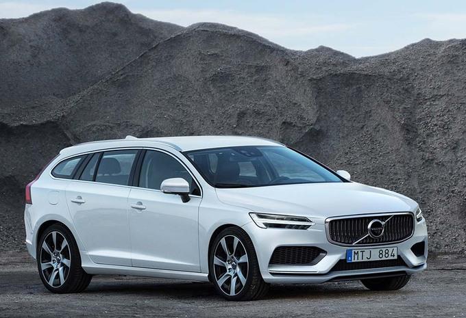 Scoop Volvo Nieuwigheden 2016 2018 V90 V40 Xc40 S60