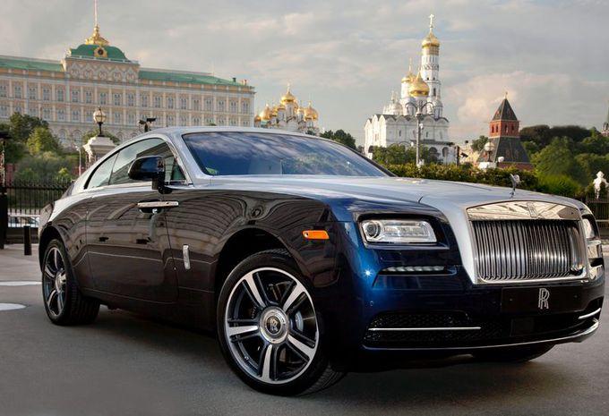 Les Riches Russes Th 233 Saurisent En Voitures De Luxe