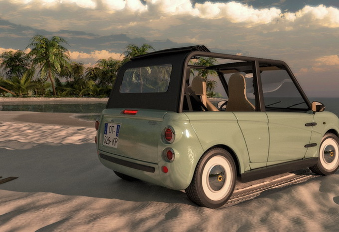 nouveau mod le bee bee xs voiture de plage gen ve moniteur automobile. Black Bedroom Furniture Sets. Home Design Ideas