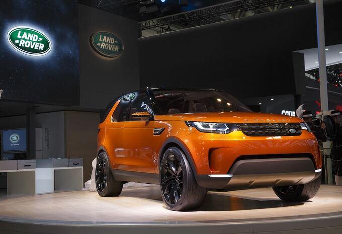 Subaru Des Sources >> Nouveau Land Rover : une famille SVX pour le tout terrain ...