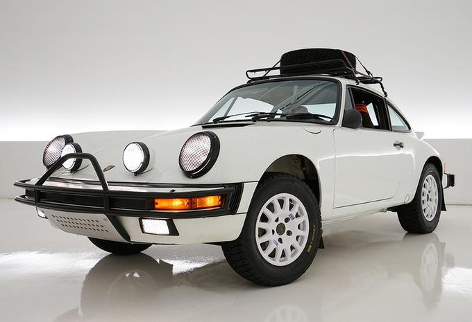 1985 Porsche 911 Carrera Rally Patrick Long Autowereld