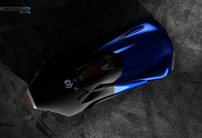 prototype peugeot l500 r hybrid concept virtuel moniteur automobile. Black Bedroom Furniture Sets. Home Design Ideas