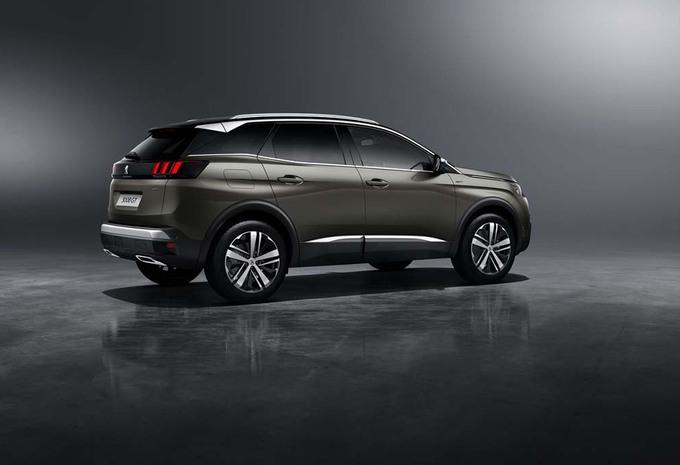 Nieuw Model Peugeot 3008 Ook Als Gt Autogids