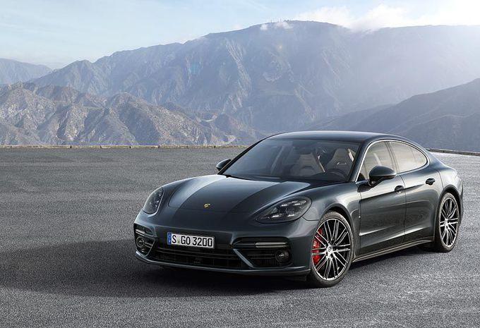 nieuw model video porsche panamera de 911 berline autogids. Black Bedroom Furniture Sets. Home Design Ideas