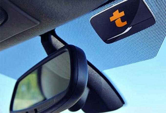 badge de t l p age fran ais compatible en espagne moniteur automobile. Black Bedroom Furniture Sets. Home Design Ideas