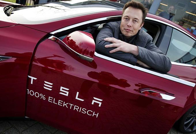 Tesla Wil Vrachtwagens Bouwen En Auto S Delen Autogids