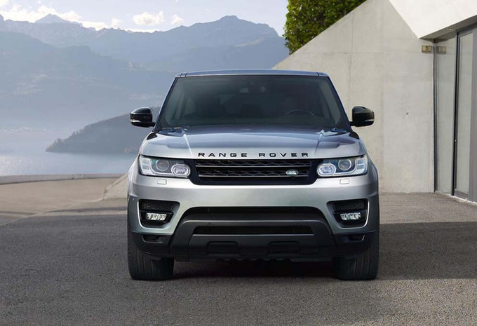 nouveau mod le range rover sport avec un 2 litres diesel. Black Bedroom Furniture Sets. Home Design Ideas
