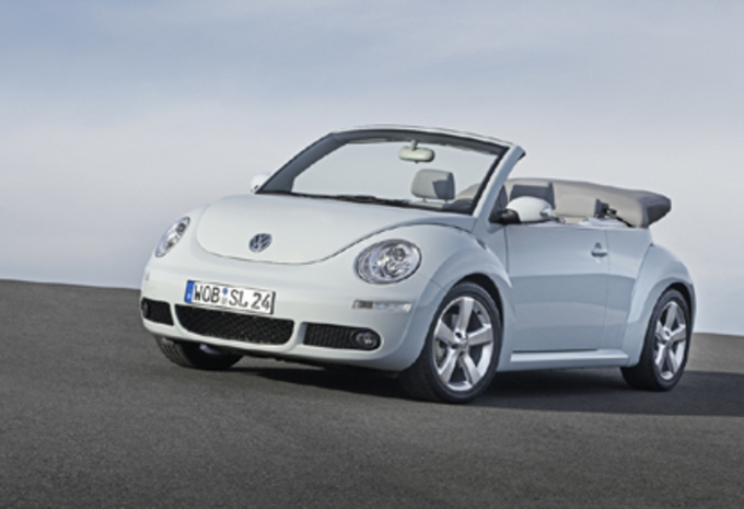 nieuw model volkswagen new beetle facelift autogids. Black Bedroom Furniture Sets. Home Design Ideas