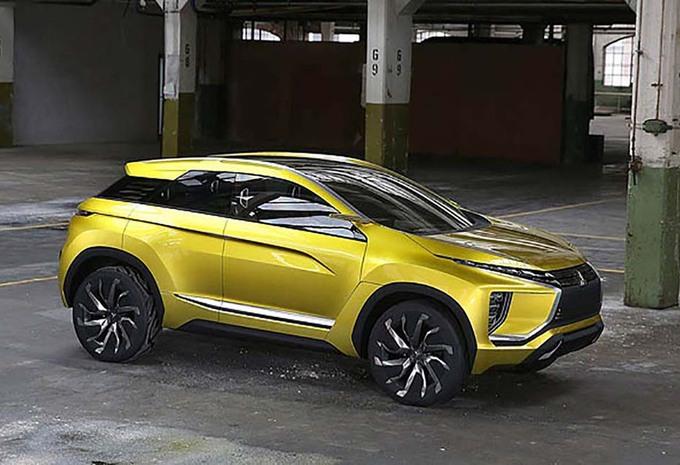 Nouveau Mitsubishi : un SUV électrique pour 2020 - Moniteur Automobile