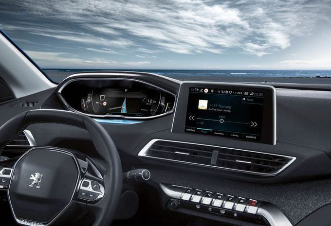 Peugeot Changes In Suv Main Info