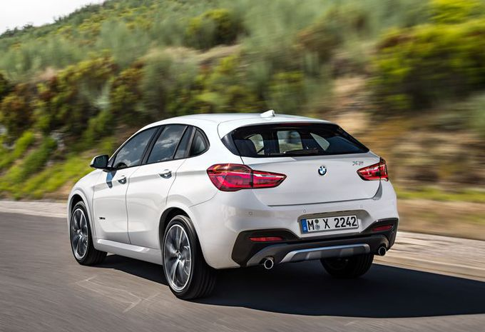 Scoops Suv Bmw X2 X3 X5 Et X7 Moniteur Automobile