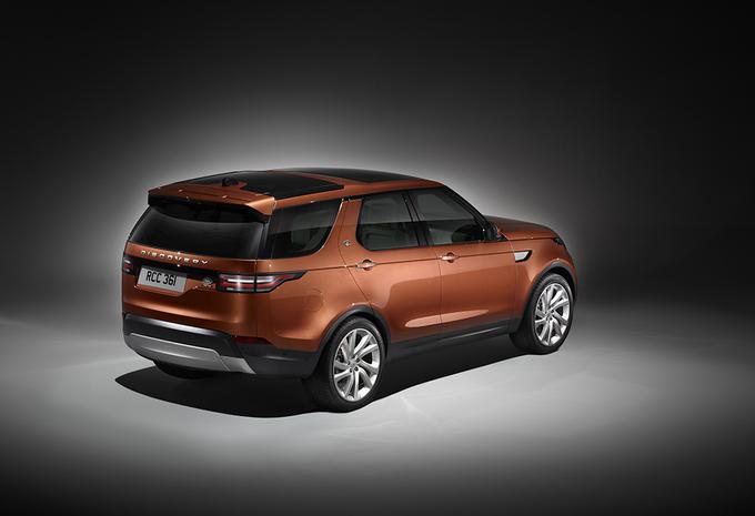 Nieuwe Land Rover Discovery wil 's werelds beste familie-SUV zijn #2