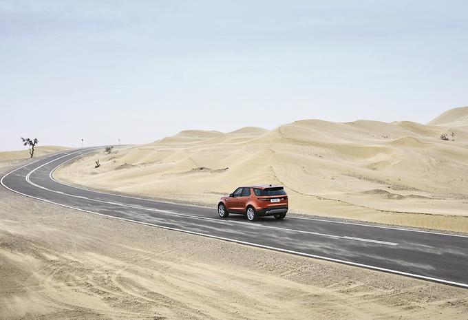 Nieuwe Land Rover Discovery wil 's werelds beste familie-SUV zijn #7