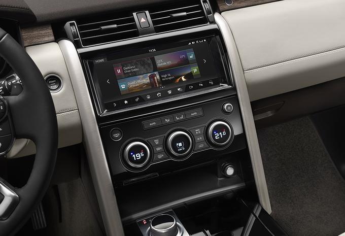 Nieuwe Land Rover Discovery wil 's werelds beste familie-SUV zijn #12