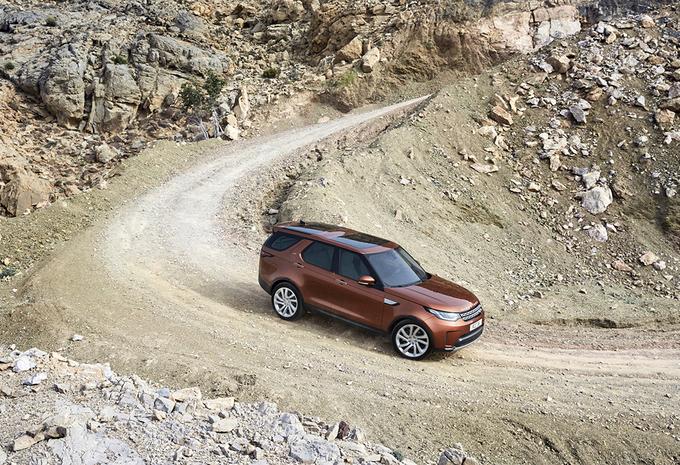 Nieuwe Land Rover Discovery wil 's werelds beste familie-SUV zijn #10