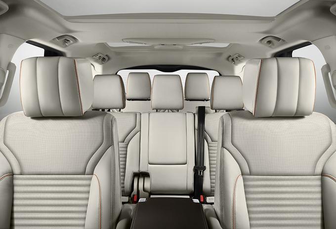 Nieuwe Land Rover Discovery wil 's werelds beste familie-SUV zijn #13