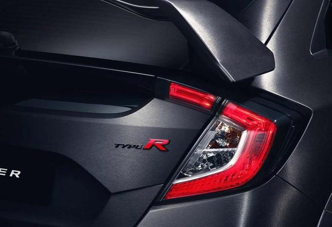 Nouvelle Honda Civic Type R Concept