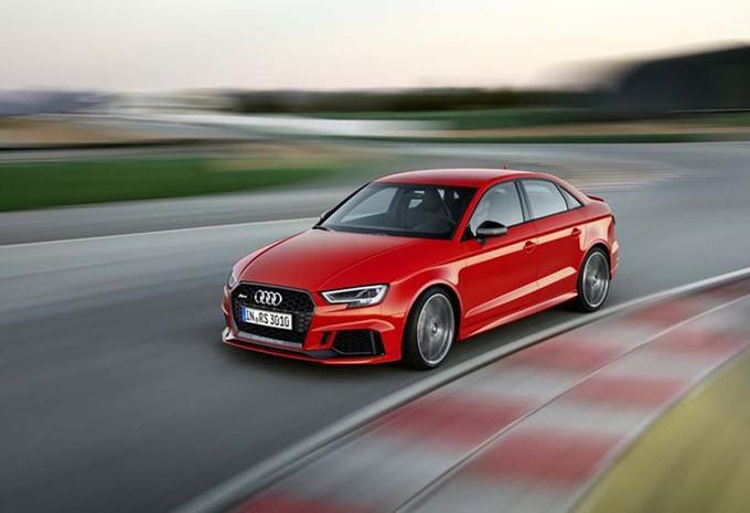Audi RS3 berline: 400 pk! #2