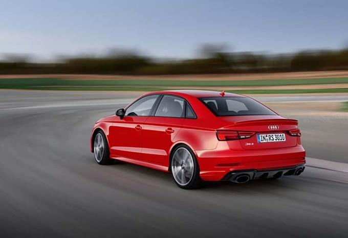 Audi RS3 berline: 400 pk! #3