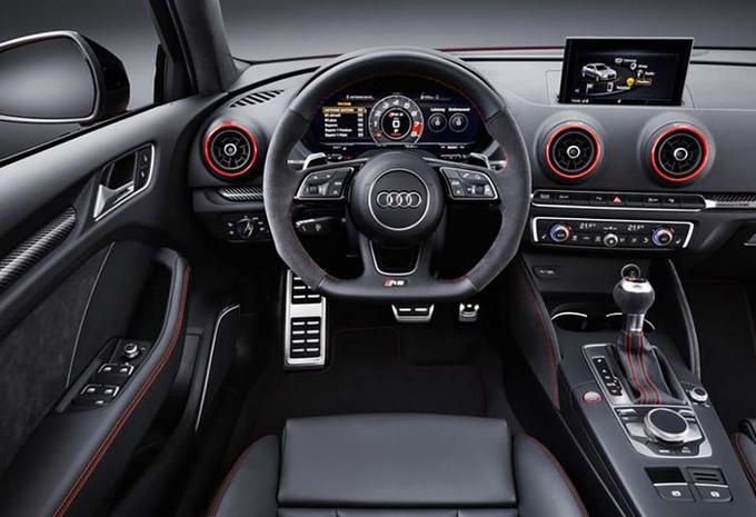 Audi RS3 berline: 400 pk! #5