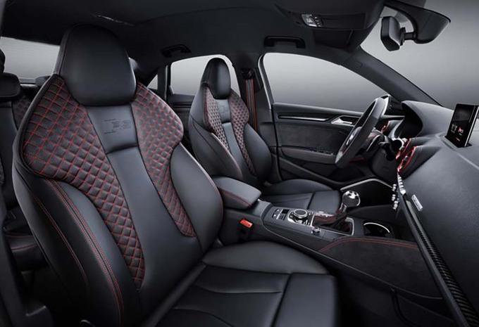 Audi RS3 berline: 400 pk! #6
