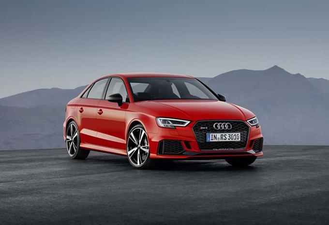 Audi RS3 berline: 400 pk! #4