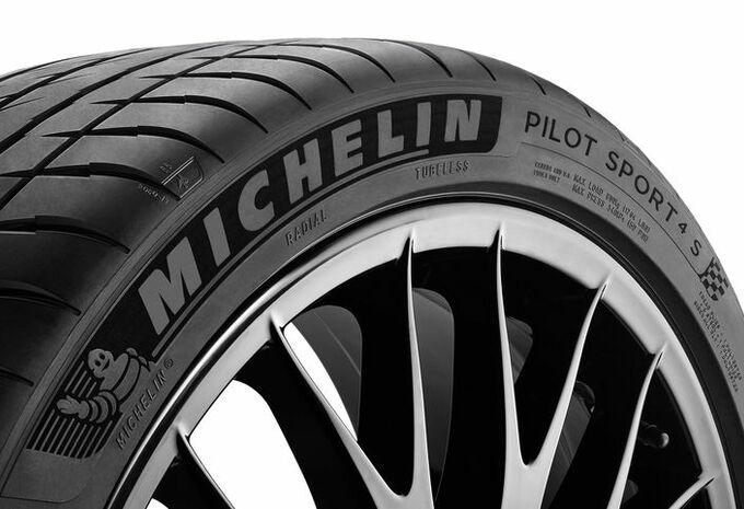 Nouveaux Pneus Michelin Moniteur Automobile