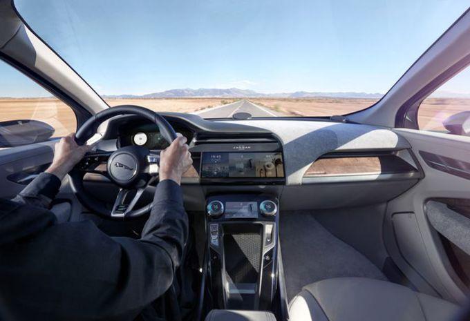 Jaguar I-Pace : concept du futur SUV électrique #10