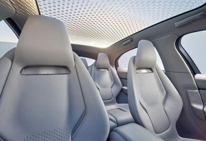 Jaguar I-Pace : concept du futur SUV électrique #9