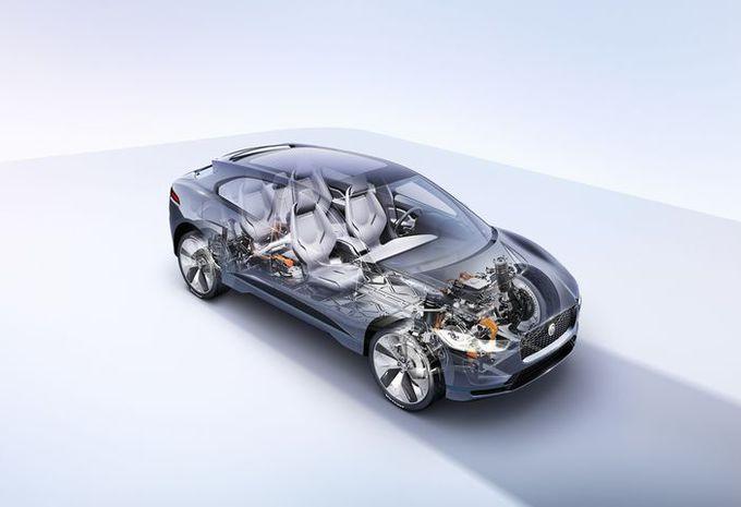 Jaguar I-Pace : concept du futur SUV électrique #17